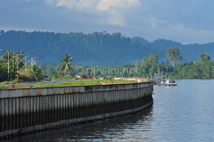 sungai-kayan-dari-pelabuhan