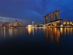 blue-hour-marina-bay-sand
