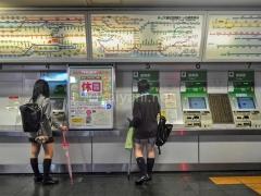 stasiun-harazuku