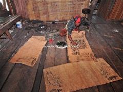 pelukis-kulit-kayu