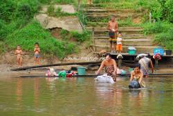 Aktivitas sungai