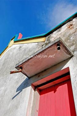 pintu merah wihara tanjung morawa
