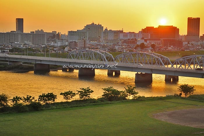 sunset-tokyo