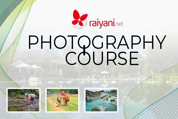 Photography Course - raiyani