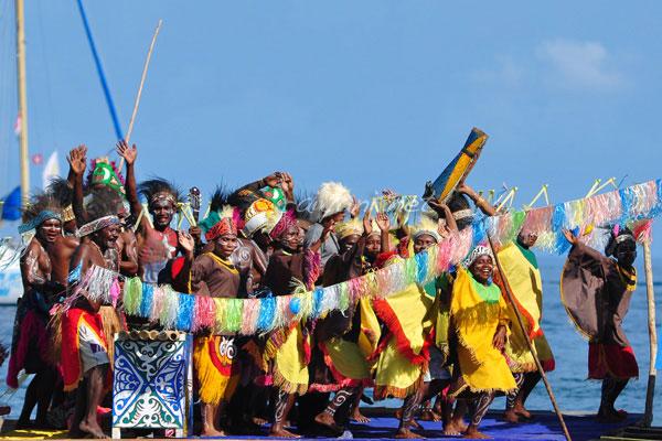 Festival Raja Ampat - raiyani