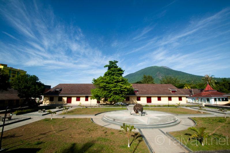 06 Benteng Fort Oranje Ternate