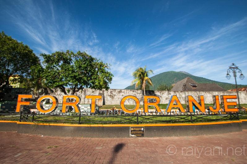 07 Benteng Fort Oranje Ternate