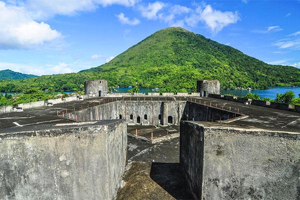 Benteng Belgica Banda Neira - raiyani