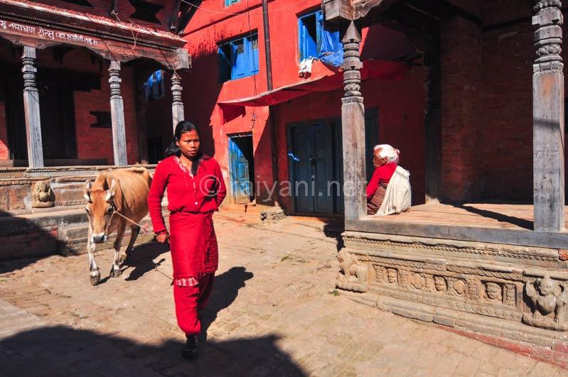 Kehidupan masyarakat di Changunarayan