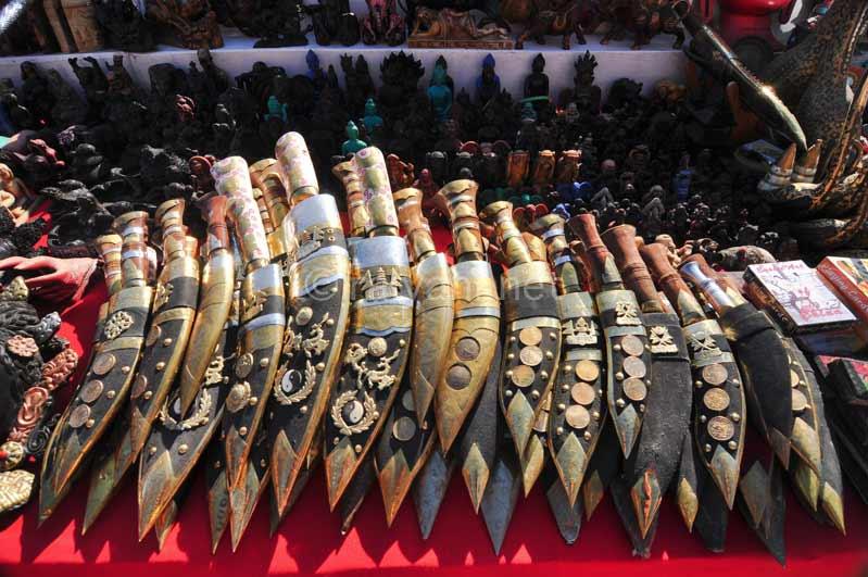Pisau Gurkha, Senjata khas Nepal
