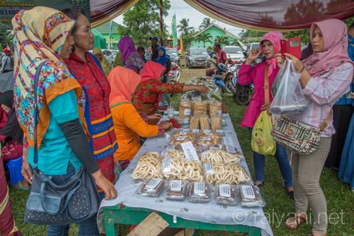 Stand makanan olahan tradisional - raiyani 5739