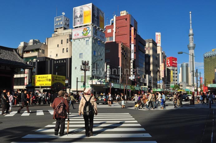 asakusa street