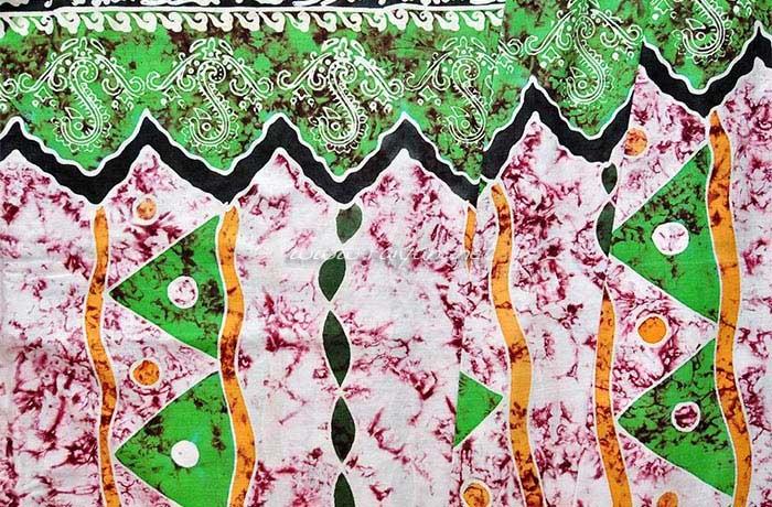 batik banyuwangi east java