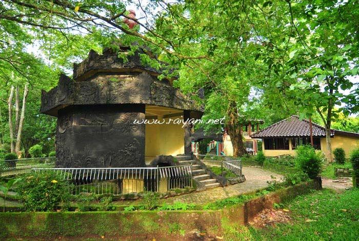 bukit siguntang south sumatra