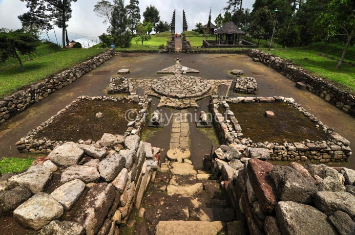 candi cetho central java