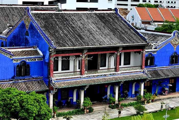 cheong fat tze mansion