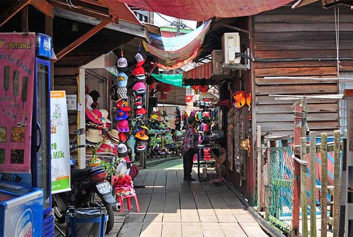 clan jetty kampung nelayan