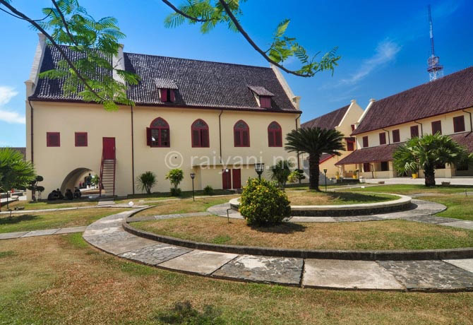 fort rotterdam south sulawesi