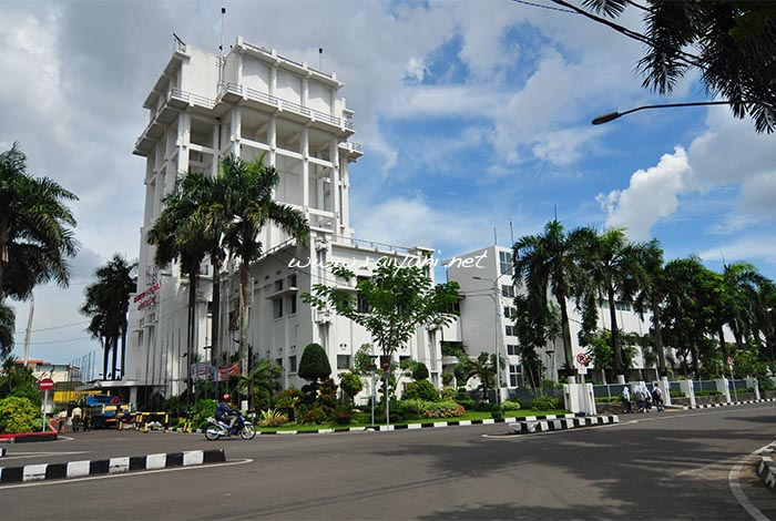 gedung walikota south sumatra