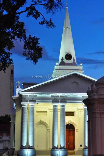 gereja st george