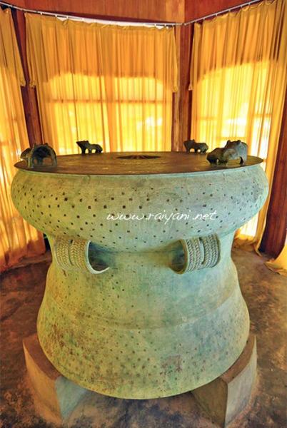 gong nekara south sulawesi