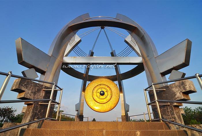 gong perdamaian kupang NTT