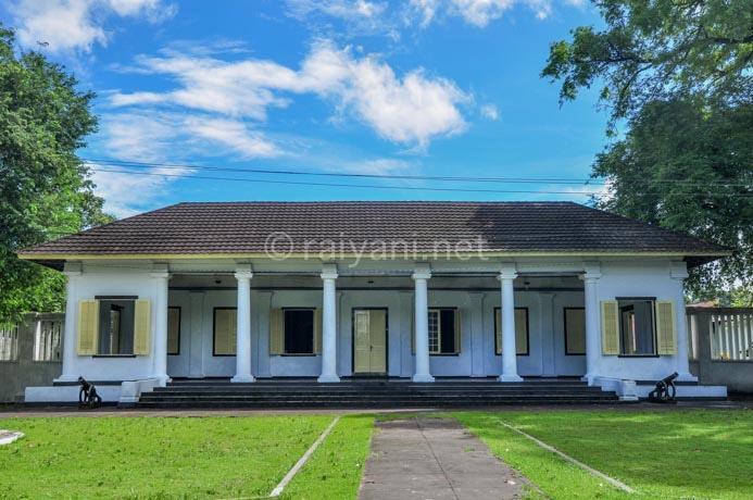 istana mini tempat kediaman gubernur jenderal belanda termasuk jan pieterszoon coen