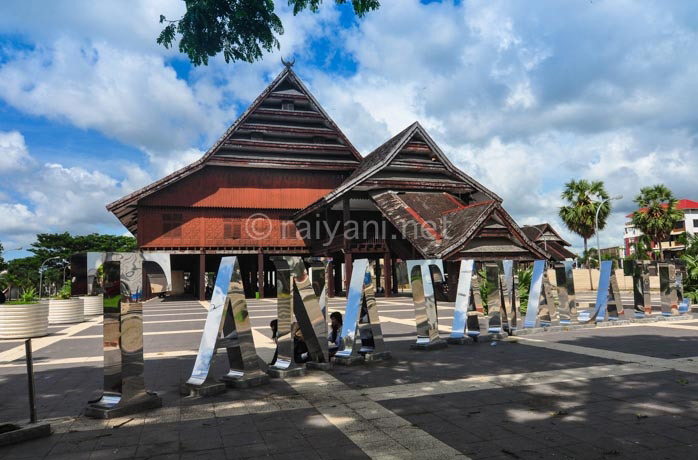 istana tamalate south sulawesi