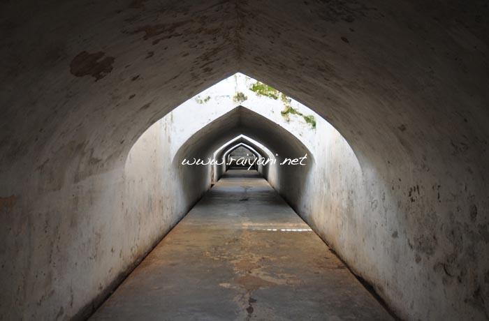 jalan menuju taman sari yogyakarta