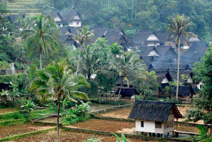 kampung naga west java