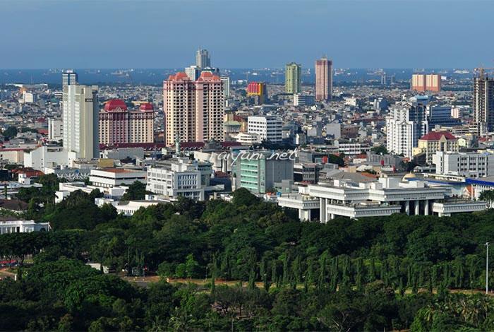 kawasan perkotaan jakarta