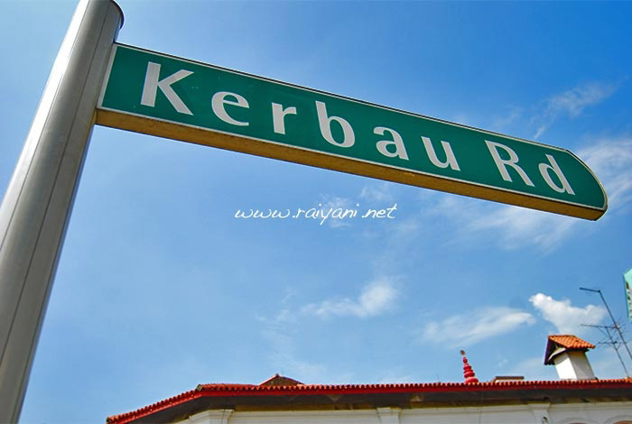 kerbau road