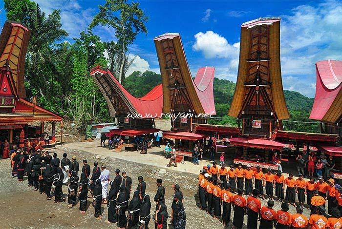 mabadong toraja south sulawesi
