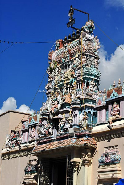 mahamariamman temple little india