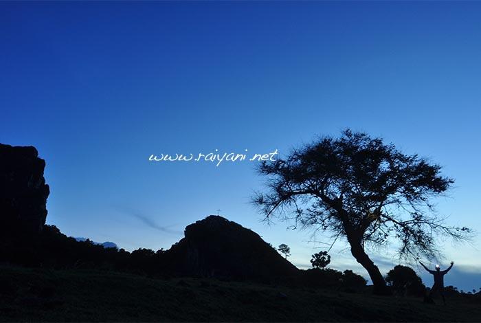 menjelang sunrise NTT
