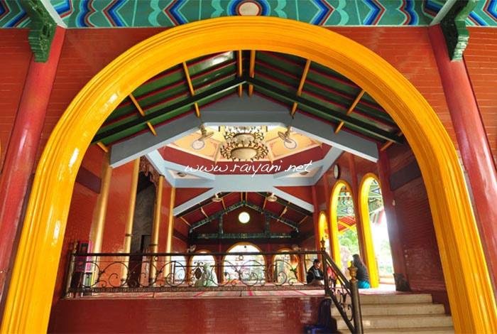 mesjid cheng ho surabaya east java