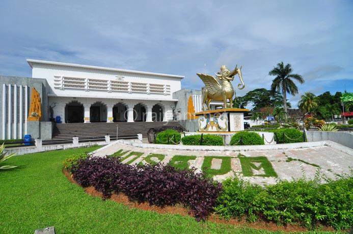 museum tenggarong east kalimantan