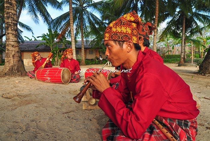 musik tiup south sulawesi