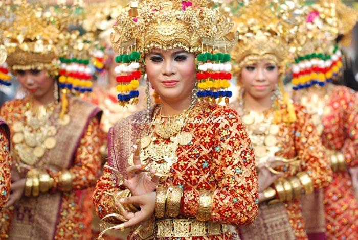 pengantin palembang south sumatra