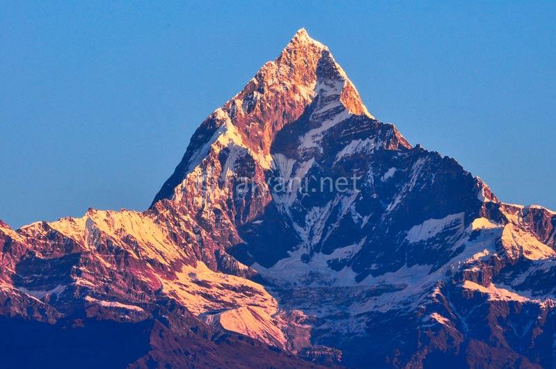 puncak Machapucchre