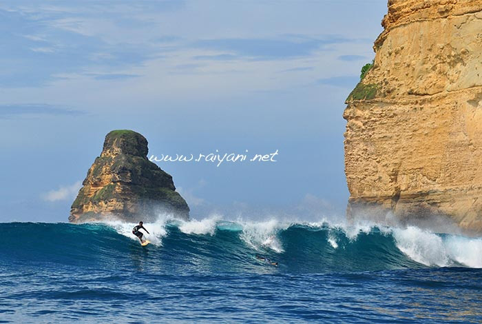 surfing NTB