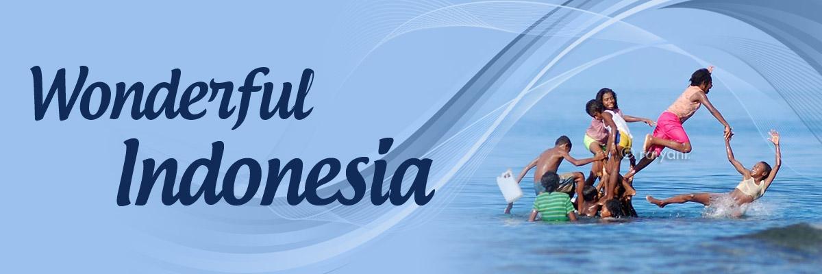 wonderful indonesia by raiyani